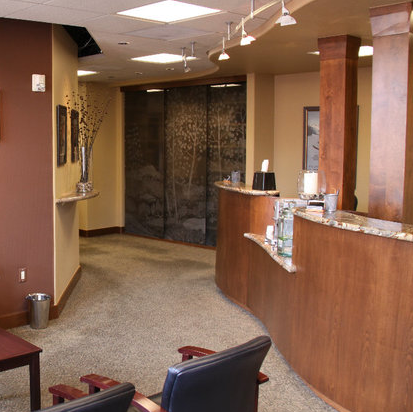 The office of Vail Dentistry - a dentist Edwards CO