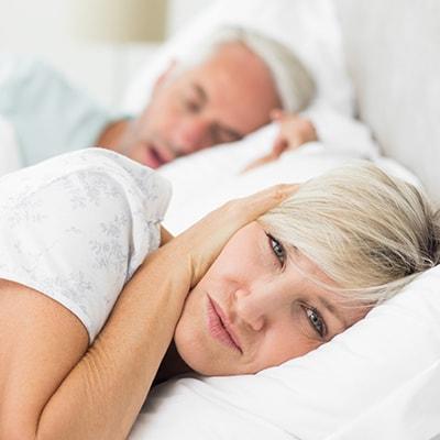 Sleep soundly with Dr. Haerter's non-invasive sleep apnea treatments.