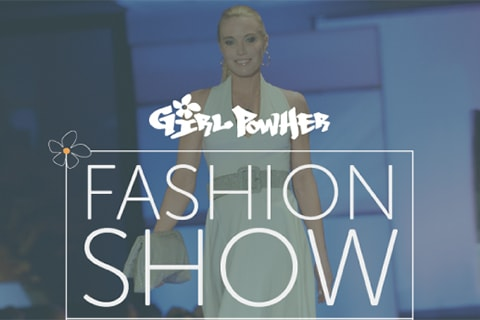 Bethany, Dr. Haerter's wife, will be modeling in a local fashion show - supporters GirlPowHer