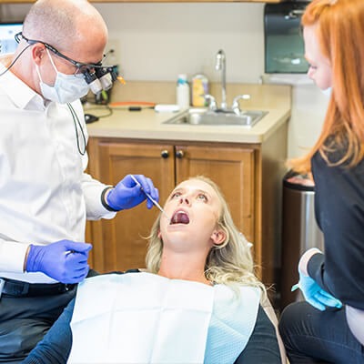 Give your smile a second chance with our restorative dentistry solutions in the Vail Valley.
